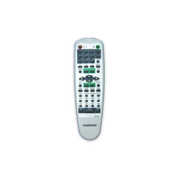 مدل تک GOSONIC DVD کنترل دی وی دی گاسونیک دیسک