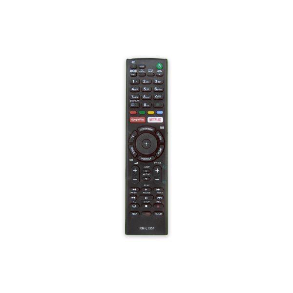 کنترل تلویزیون ال ای دی سونی اصلی SONY LED مدل RM-L1351