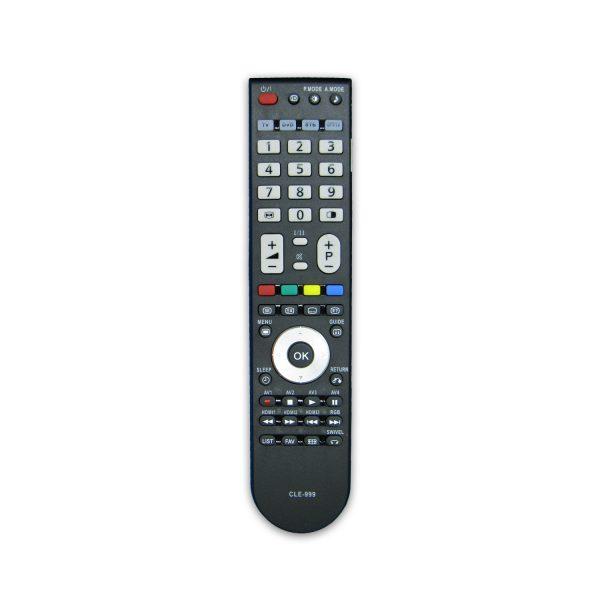 کنترل تلویزیون ال ای دی هیتاچی LED HITACHI مدل CLE - 997