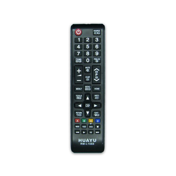 کنترل تلویزیون ال ای دی LED سامسونگ RM-L مدل 1088 HUAYU