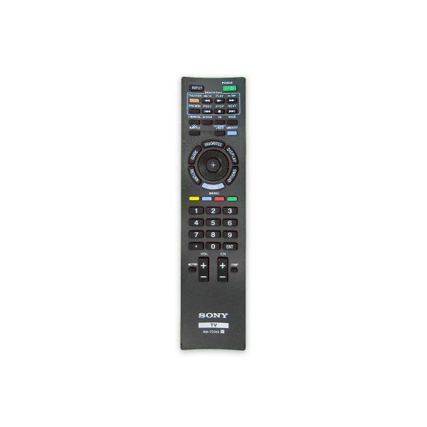 کنترل تلویزیون ال ای دی LED سونی SONY مدل RM-YD040