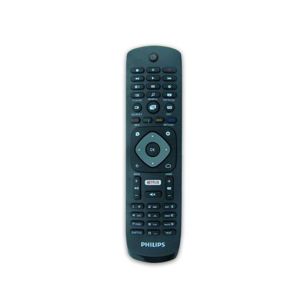 کنترل تلویزیون ال ای دی LED فیلیپس PHILIPS مدل اینترنت دار NETFLIX