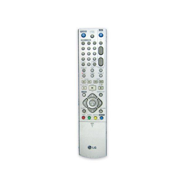کنترل تلویزیون ال سی دی LCD ال جی مدل دوکاره (TV-DVD)