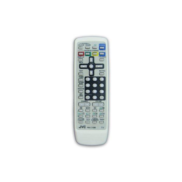 کنترل تلویزیون جی وی سی JVC مدل RM-C1280