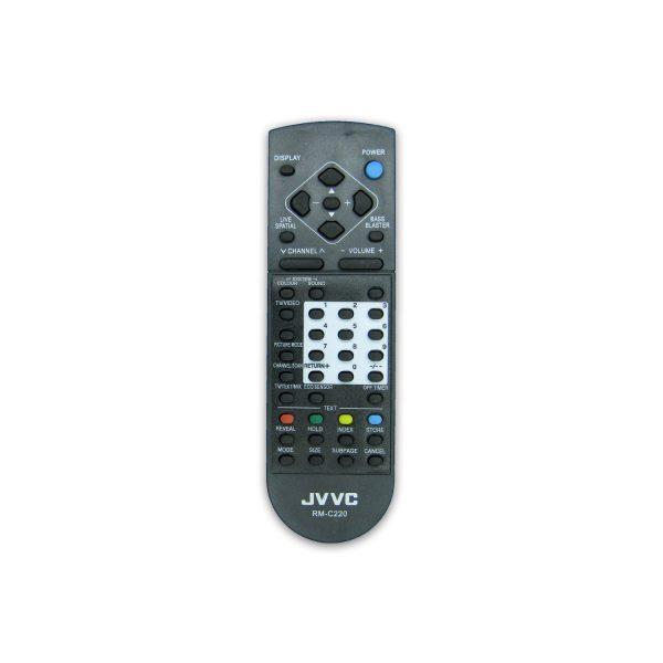 کنترل تلویزیون جی وی سی JVC مدل RM-C220