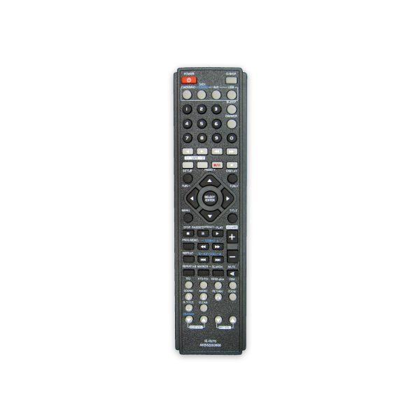 کنترل دی وی دی ضبطی ال جی LG DVD IE-R270مدل