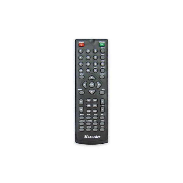 کنترل دی وی دیDVD MAXEEDER مکسیدر جدید