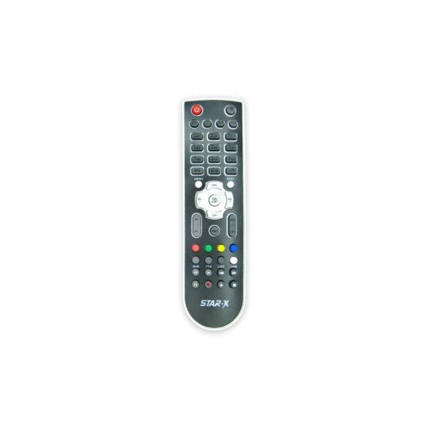 کنترل رسیور استار ایکس STAR X طرح 2525 کلید سفید