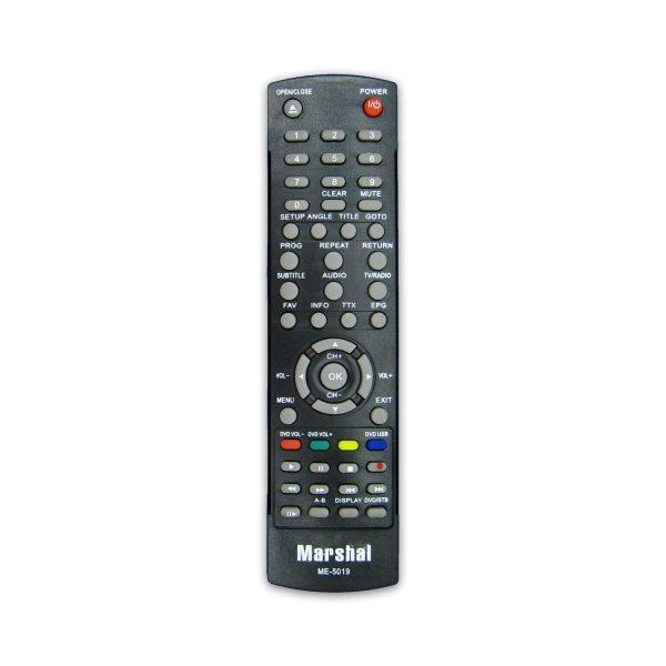 کنترل گیرنده دیجیتال مارشال MARSHAL مدل ME-5019 (DVD خور)