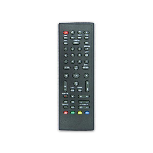 کنترل گیرنده دیجیتال ولکانو DVD) VOLCANO خور)