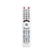 کنترل تلویزیون ال ای دی همه کاره آر وی تی سی RVTC مدل V-1190 سفید