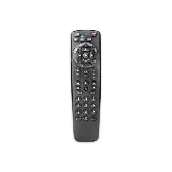 کنترل دی وی دی DVD دنای denay مدل 2818 vga